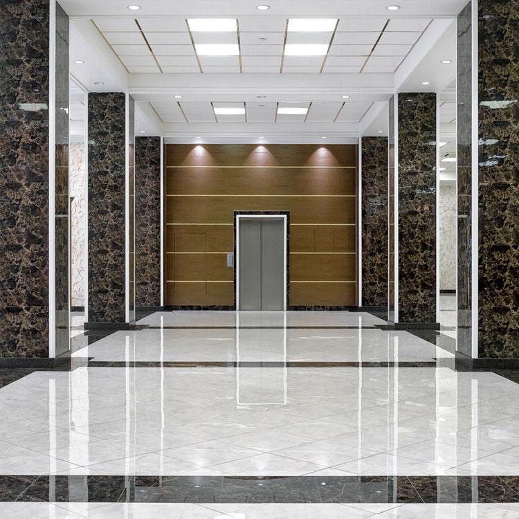 Marmól Ambiente: Interior edificio